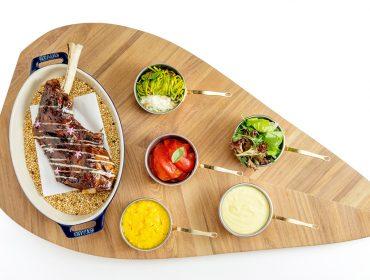 Evvai agora tem pratos para compartilhar na hora do almoço. Vamos?