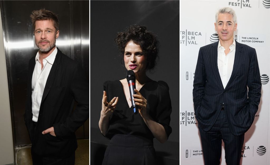 0dc2b0abd Neri Oxman, a nova paixão de Brad Pitt, trocou o ator por ex ...