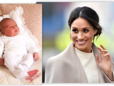 Assim como Meghan, o príncipe Louis será batizado em julho no Palácio de St. James