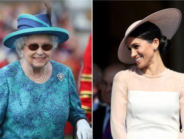 Primeiro compromisso oficial de Meghan Markle com a rainha será no próximo dia 14