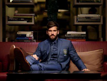 Com a palavra Ricardo Almeida, estilista escolhido pela CBF para criar a alfaiataria da seleção brasileira