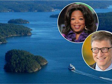 Oprah, Bill Gates… Conheça o arquipélago americano que está atraindo bilionários
