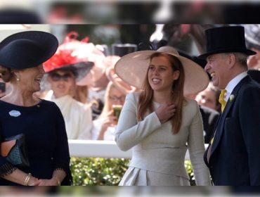 Divorciados há 22 anos, Sarah Ferguson e o príncipe Andrew passaram o fim de semana juntinhos