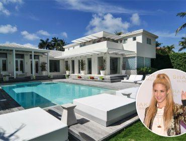 Shakira resolveu dizer adeus a Miami e colocou mansão à venda por R$ 44,3 mi