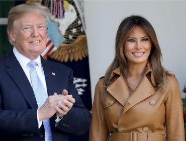 Abafa! Casa Branca prepara operação para provar que Melania Trump está bem