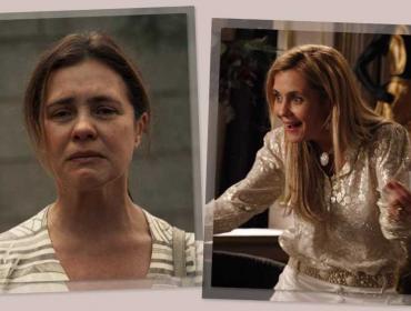 """Adriana Esteves: """"Uma relação de coragem, com quem mais me sinto à vontade…"""" Não é o Vladimir, viu?"""