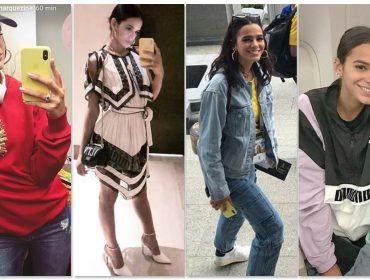 Quanto custa seu outfit, Marquezine? Uma espiada na mala de viagem da atriz para Rússia