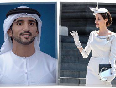 Sete príncipes solteiros quepoderiam fazer de Angelina Jolie a nova rainha do pedaço