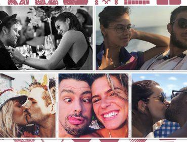 No Dia dos Namorados, Glamurama entrega o astral do amor de 5 casais que todo mundo ama
