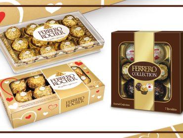 Ferrero Rocher é a dica do Glamurama para adoçar este Dia dos Namorados