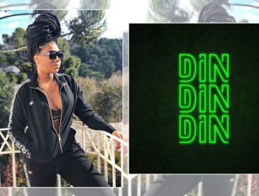 "Depois de viralizar na internet,""Din Din Din"" enfim é lançada por Ludmilla. Play!"