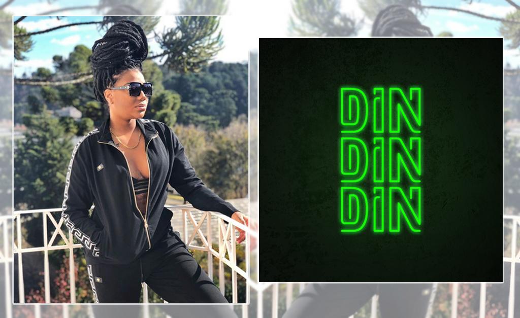"f6d3b03acabb1 Depois de viralizar na internet, ""Din Din Din"" enfim é lançada por Ludmilla.  Play!"