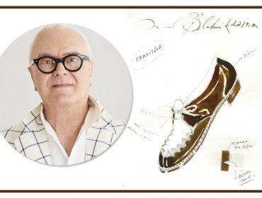 Manolo Blahnik, sapateiro queridinho das celebs, mira moda masculina com abertura de loja dedicada a eles