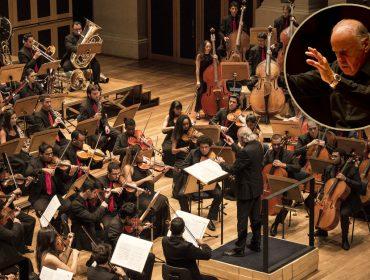 Orquestra Sinfônica Heliópolis homenageia Leonard Bernstein em concerto no Theatro Municipal