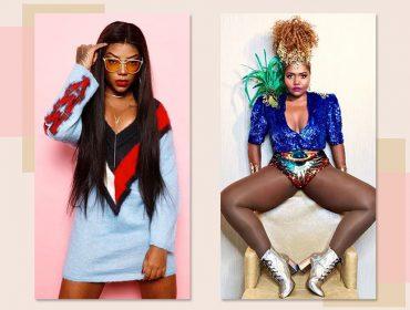 """Stylist de Ludmilla e Gaby Amarantos entrega segredos de estilo das duas: """"trocarde cabelo é como trocarde roupa"""""""