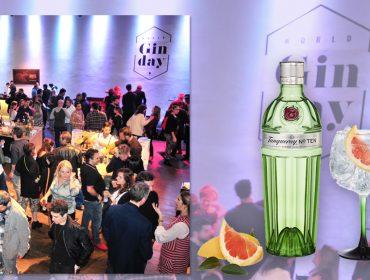 Tanqueray marca presença no World Gin Day gin no Cidade Jardim. Vai um drinque?