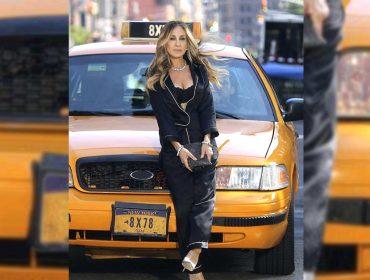 Sarah Jessica Parker desfila de pijama pelas ruas de Nova York… O motivo?