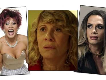 Renata Sorrah fala sobre ter perdido papel em novela para drag queen. E mais gente dá pitaco!