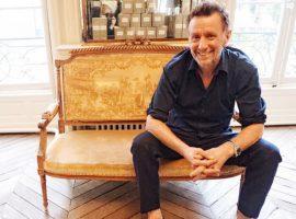 David Mallett, cabeleireiro cool de Paris, desembarca em Nova York
