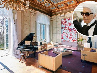 Château na Alemanha que pertenceu a Karl Lagerfeld volta ao mercado por R$ 44 mi