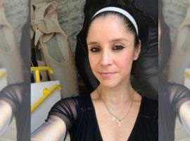 Giovana Puoli dá plié em Nova York para curso e prepara aula especial. Vem saber!