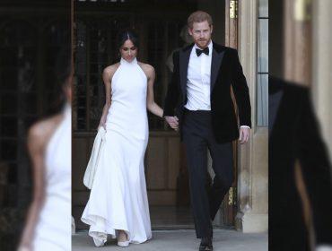 Vestido de casamento usado por Meghan Markle já pode ser comprado por 17 mil reaisem Londres