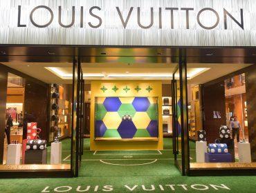 Louis Vuitton lança uma coleção de produtos oficiais inspirado na Copa do Mundo