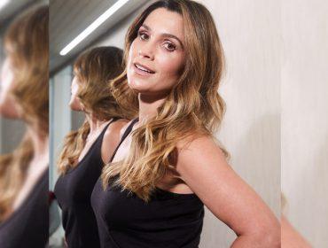 Repaginada! Flávia Alessandra alonga os cabelos para retornar às novelas