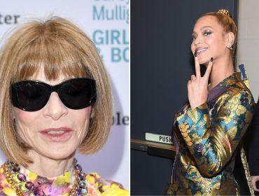 Extra! Anna Wintour pode se juntar a Beyoncé para se despedir da moda em grande estilo
