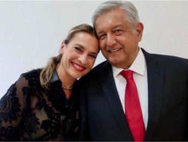 """Mulher do presidente eleito do México considera o termo """"primeira-dama"""" classista e pretende bani-lo"""