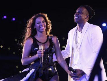 Michelle Obama roubou a cena no show que Beyoncé e Jay-Z fizeram em Paris no fim de semana