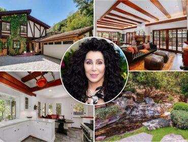Cher quer vender château que já foi seu refúgio criativo em Beverly Hills por R$ 9,3 mi