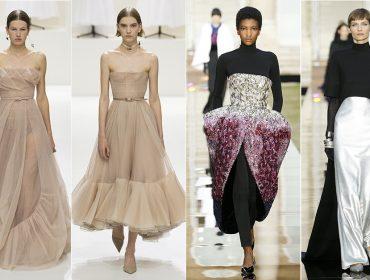 Temporada de alta-costura de Paris tenta driblar a ascensão do ready-to-wear. Entenda!