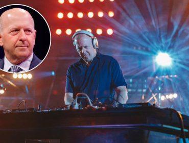 Futuro CEO do Goldman Sachs terá que largar a carreira de DJ para assumir o cargo