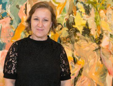 Museu Oscar Niemeyer recebeu convidados para abertura da mostra de Cecily Brown