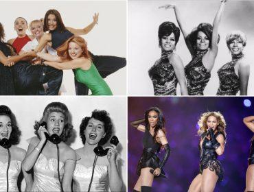 De Supremes a Spice Girls, relembre a história das girl bands em 10 músicas