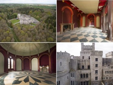 """Castelo irlandês que serviu de locação para """"Game of Thrones"""" é colocado à venda por uma pechincha"""