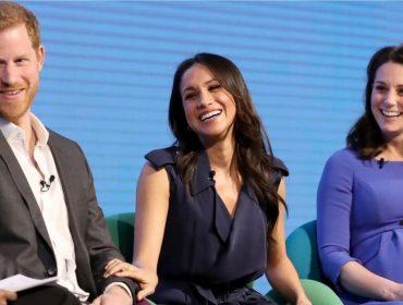Antes de pedir a mão de Meghan, Harry foi consultar Kate Middleton… Vem saber!