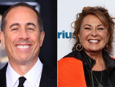 Roseanne negocia participação em web series de Jerry Seinfeld para se explicar sobre tuíte racista