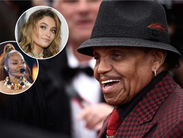 Funeral de Joe Jackson teve olhares atravessados e troca de indiretas entre Paris e Janet Jackson
