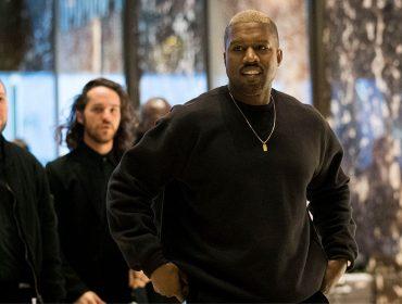 Kanye West é trolado no Twitter por causa dos esboços de seus novos tênis que postou no microblog