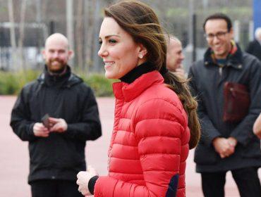 Kate Middleton explica por qual motivo não participa das maratonas de Londres