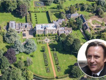 Britânico que perdeu fortuna de quase R$ 2,5 bi coloca château mais caro do Reino Unido à venda
