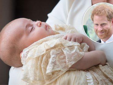 Harry deu livro raro de R$ 41 mil de presente de batizado para o sobrinho, o príncipe Louis