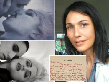 """Ex-modelo que beijou Madonna em clipe de """"Justify My Love"""" revela que foi """"stalkeada"""" pela cantora"""