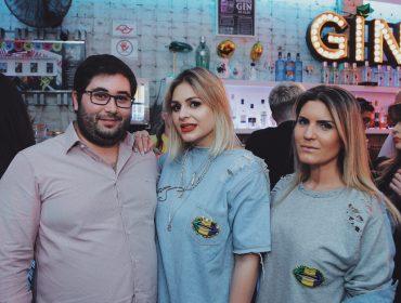 Em clima de Copa, G&T Gin Bar armou cocktail para degustação de drinks