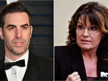 Sarah Palin cai em pegadinha de Sacha Baron Cohen e solta o verbo contra o comediante no Facebook