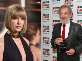 """Taylor Swift e Ian McKellen estarão em adaptação para a telona do icônico musical """"Cats"""""""