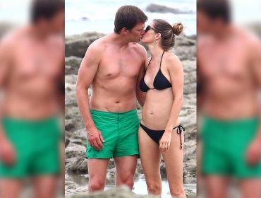 Clicado sem camisa na Costa Rica, Tom Brady sofre bullying virtual por não ter tanquinho