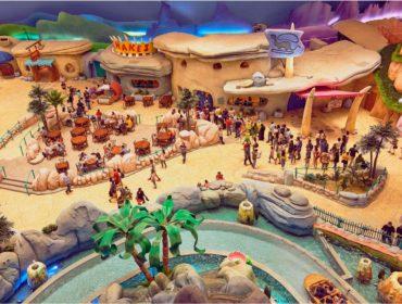 Parque temático de 1 bilhão de dólares inaugura nesta quarta-feira em Abu Dhabi